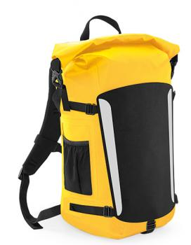 BackpSLX 25 Litre Waterproof Backpackack Reflex Hinten
