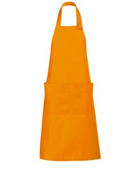 Long Apron Gala Schürze - Orange