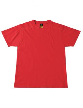 B&C Pro Collection - Perfect Pro Tee Red