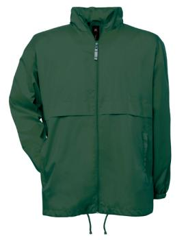 B&C - Air Windbreaker Bottle Green