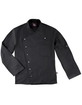 Chef´s Jacket Turin Man Classic Black