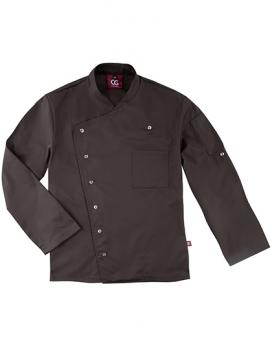 Chef´s Jacket Turin Man Classic Chocolate