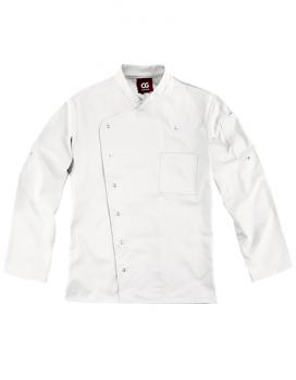 Chef´s Jacket Turin Man Classic White