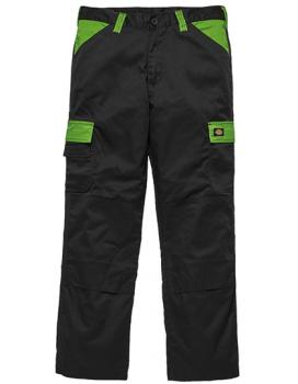 Everyday Workwear Bundhose Black/Lime