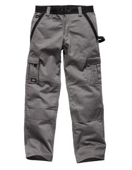 Industry 300 Bundhose Grau