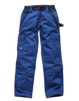 Industry 300 Bundhose Royal Blau