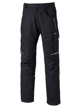 Dickies Pro Bundhose Black/Grey