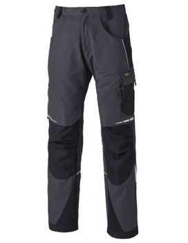 Dickies Pro Bundhose Grey/Black