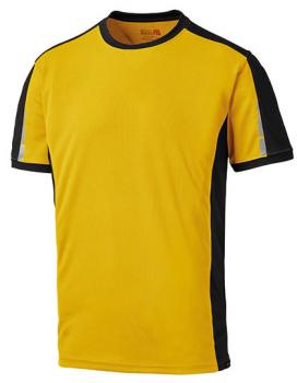 Dickies Pro Tee Yellow Black