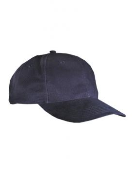 MyrtleBeach - 6-Panel Cap laminiert Navy