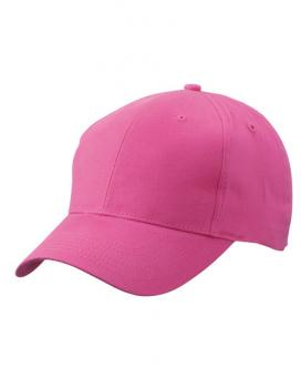 Myrtle Beach - Brushed 6-Panel Cap Pink