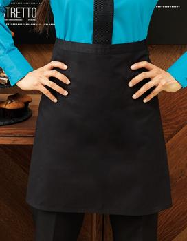 Premier Workwear Mid-Length Apron (Fairtrade Baumwolle)