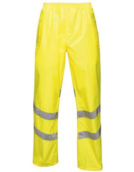 Regatta - Hi-Vis Pro Packaway Trousers