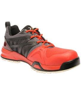 Regatta Mortify S1P Trainer Black/Red