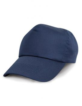 Result Headwear - Junior Cotton Cap - Navy