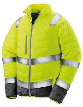 Result - Mens Soft Padded Jacket