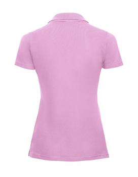 Russell Ladies Classic Cotton Polo hinten