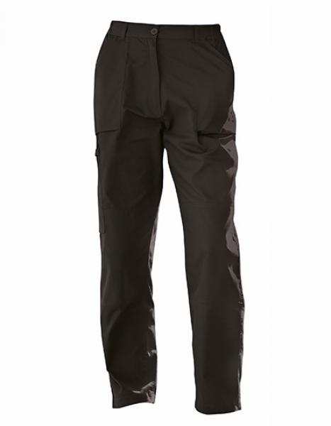 Regatta-Womens-Action-Trouser-schwarz