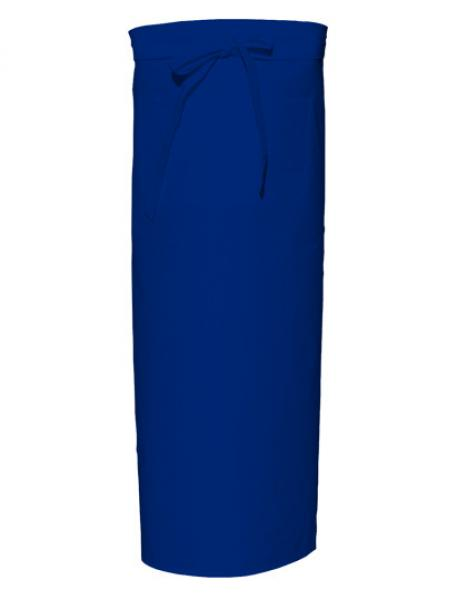 Bistro Apron with Front Pocket Royal