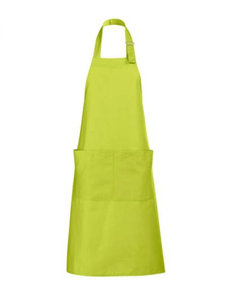 Long Apron Gala Schürze - Apple Green