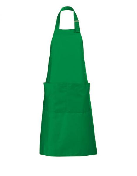 Long Apron Gala Schürze - Kelly Green