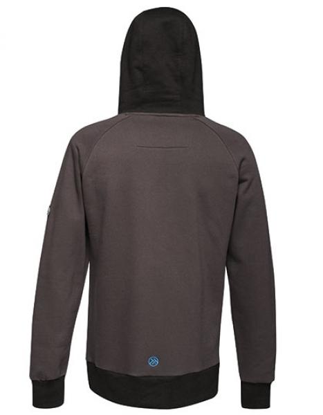 Regatta Assault 1/2 Zip Sweat Hoodie Hinten