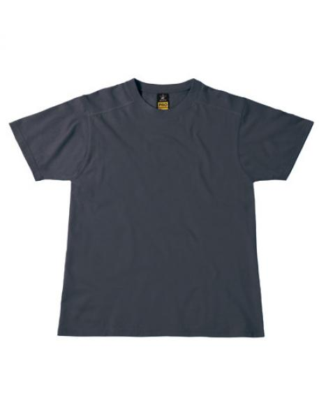 B&C Pro Collection - Perfect Pro Tee Dark Grey