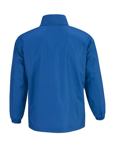 B&C - Air Windbreaker Hinten