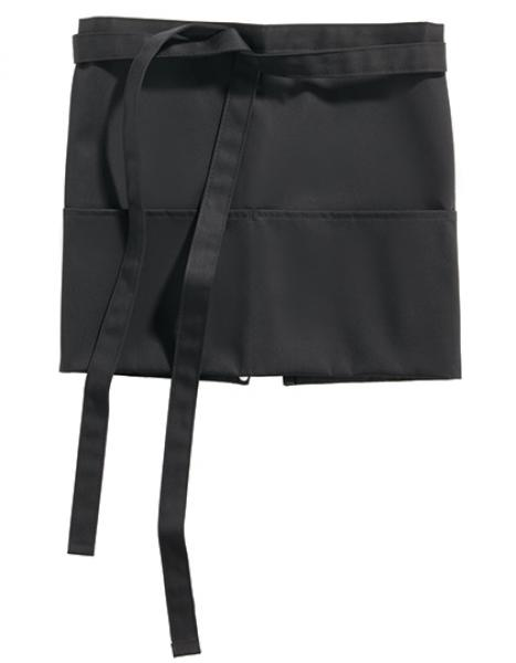 Black Bistroschürze Roma Classic Bag Mini