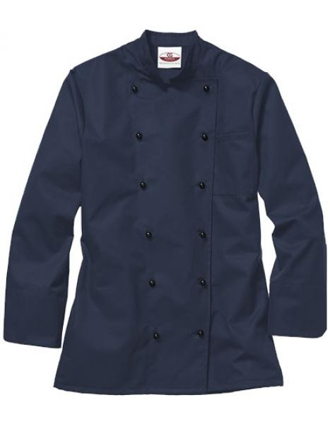 CG Workwear Kochjacke Rimini Dark Blue