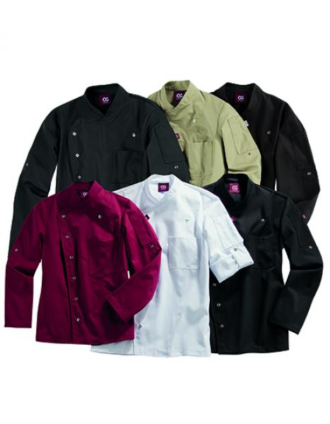 Chef´s Jacket Turin Man Classic alle Farben