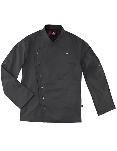 Chef´s Jacket Turin Man Classic Raven