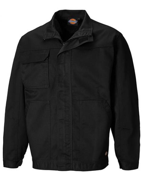 Dickies Everyday Bundjacke - Schwarz