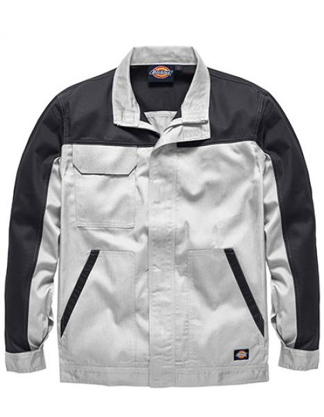 Dickies Everyday Bundjacke - Weiß
