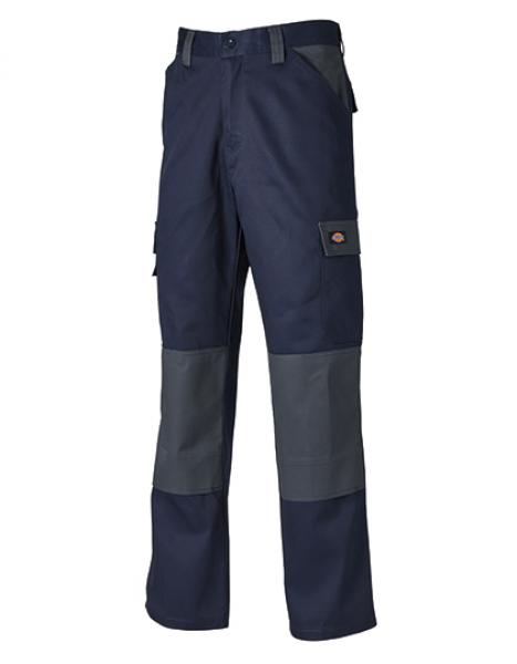 Everyday Workwear Bundhose Navy/Grey