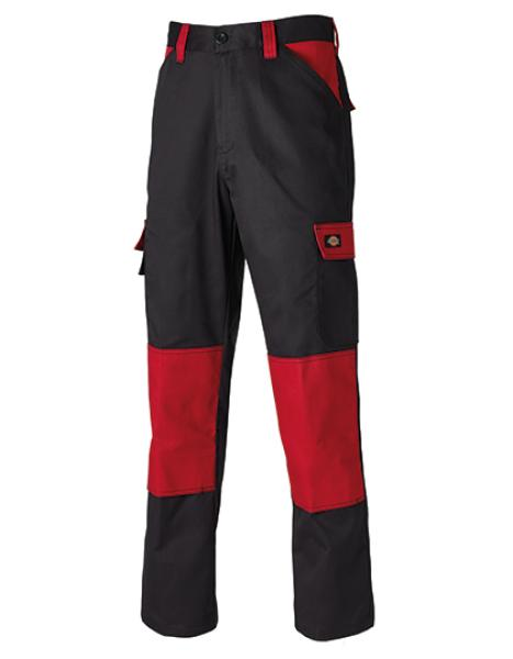 Dickies Everyday Workwear Bundhose Black/Red