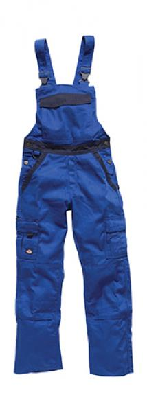 Dickies Industry 300 Latzhose Royal Blau
