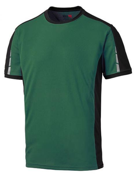Dickies Pro Tee Green Black