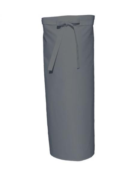 Grey Bistro Apron XL