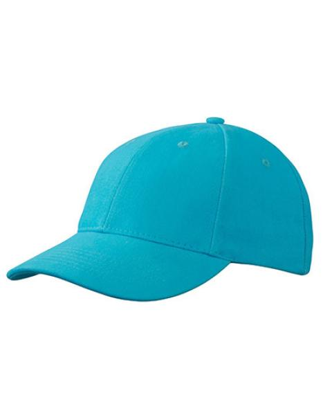 MyrtleBeach - 6-Panel Cap laminiert-Pacific