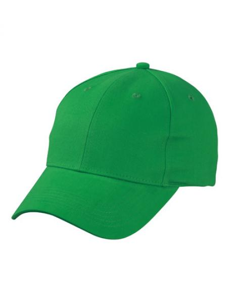 Myrtle Beach - Brushed 6-Panel Cap Fern Green