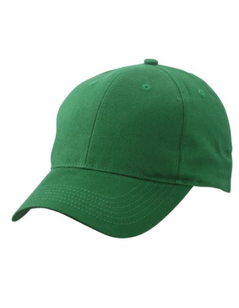 Myrtle Beach - Brushed 6-Panel Cap Green