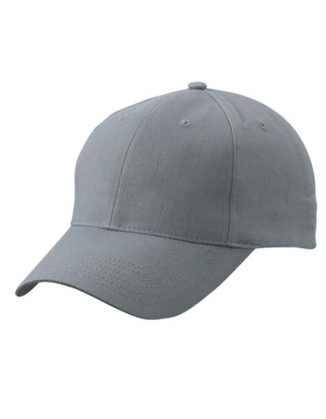 Myrtle Beach - Brushed 6-Panel Cap Grey