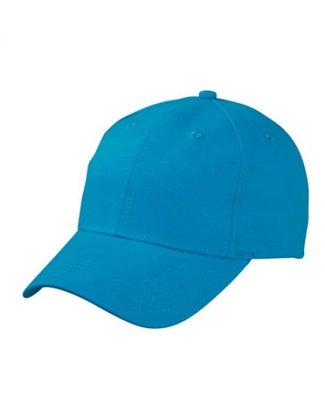 Myrtle Beach - Brushed 6-Panel Cap Turquoise
