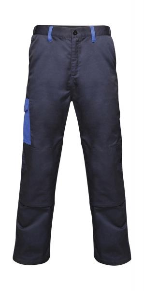 Regatta Strategic Softshell Trousers Navy Royal