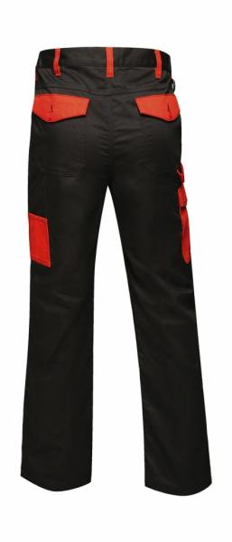 Regatta Strategic Softshell Trousers Hinten